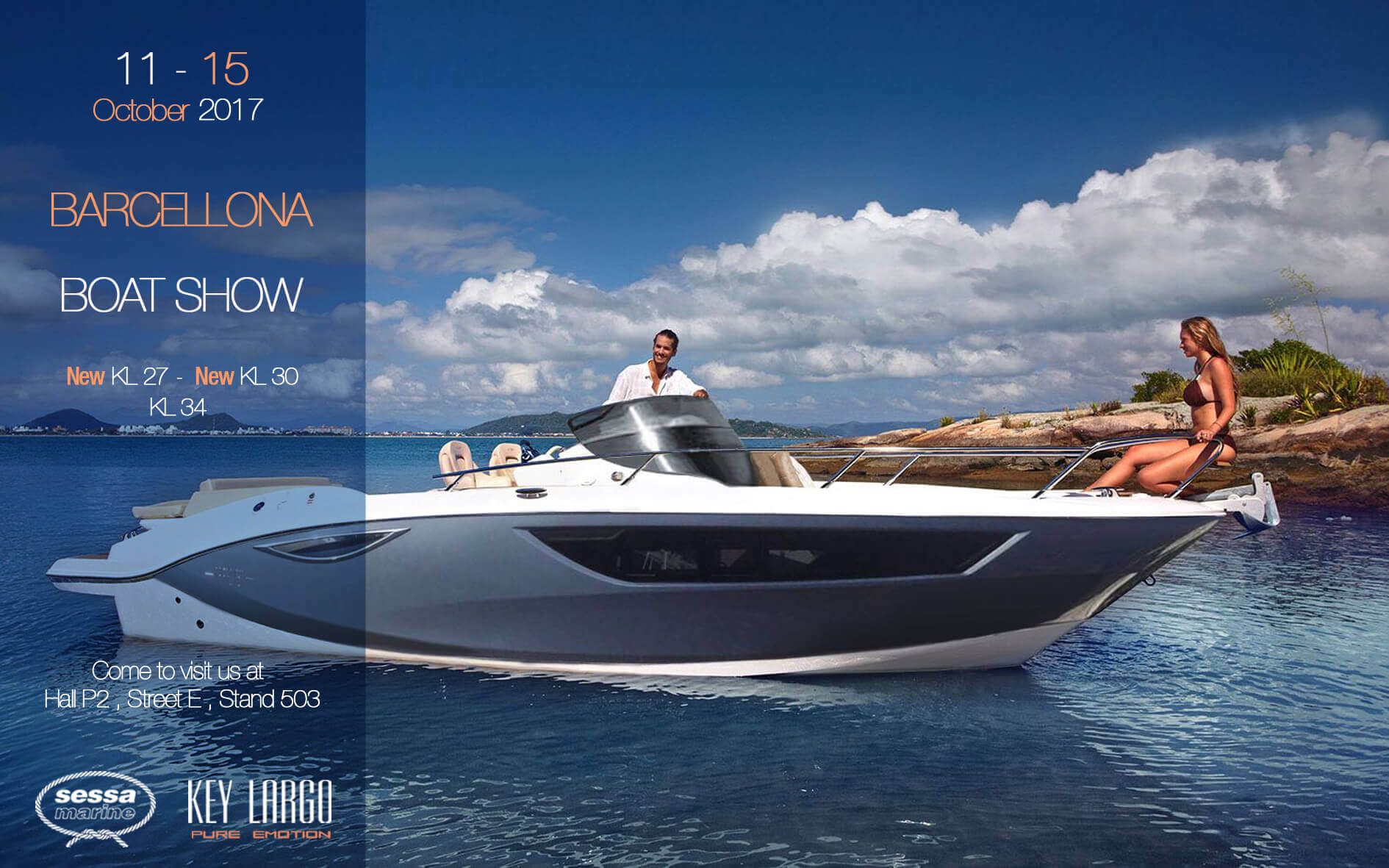 BARCELLONA BOAT SHOW