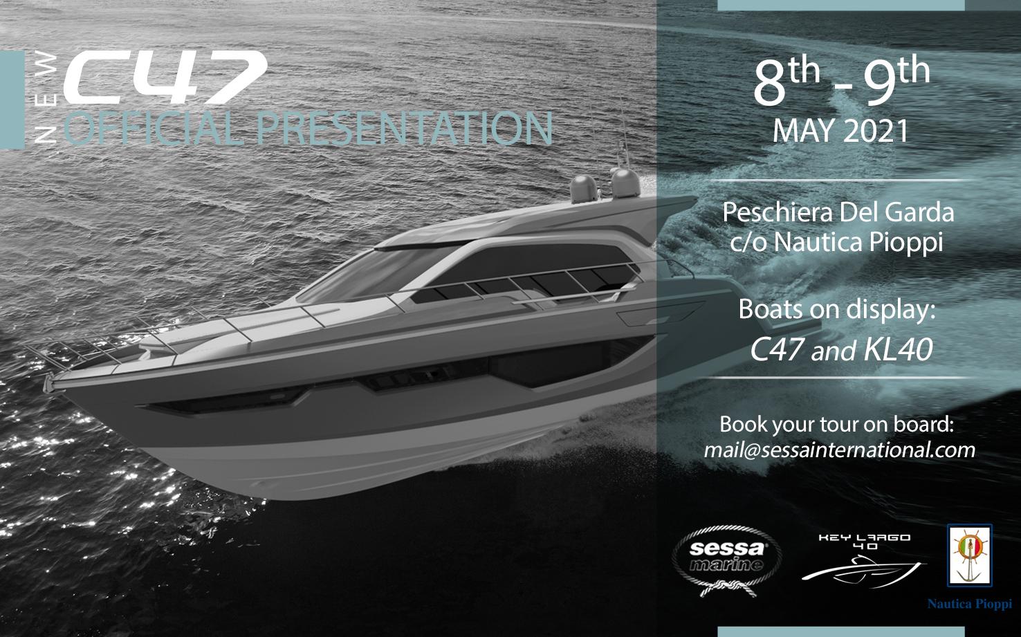 NEW C47 PRESENTATION_ Lago di Garda
