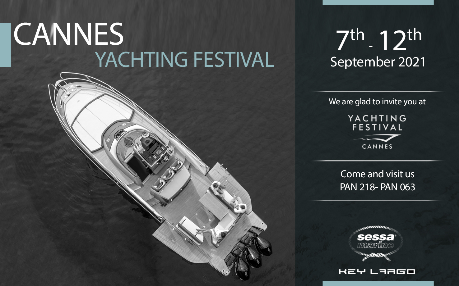 CANNES BOAT SHOW 2021